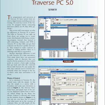 Traverse PC 5.0