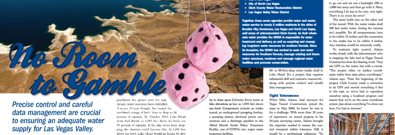 Article: Mike Adams uses TPC on Lake Mead