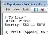 Report View