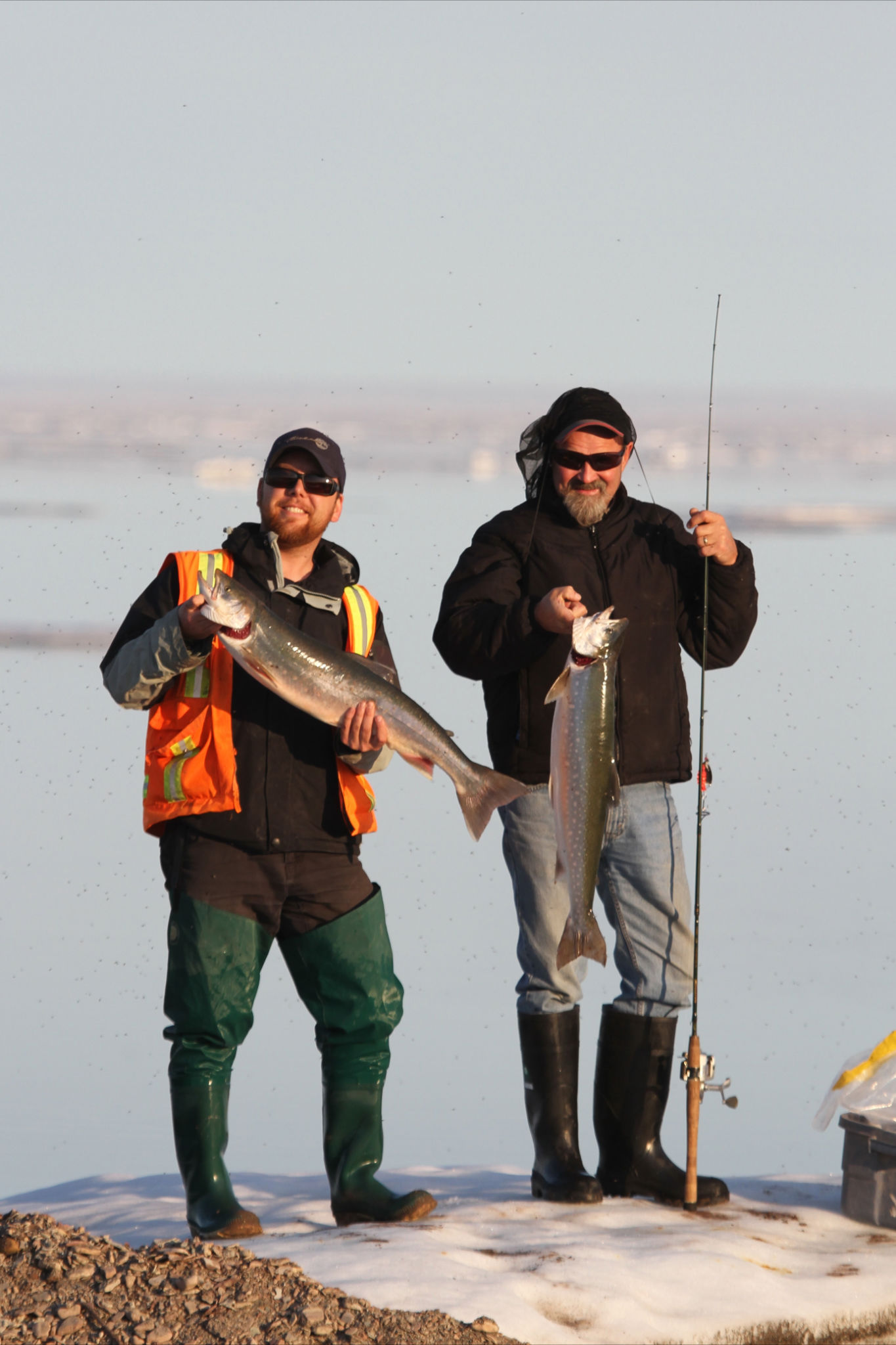 Bob Holtkamp Fishing
