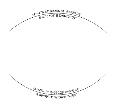 User Drawn Curved Text
