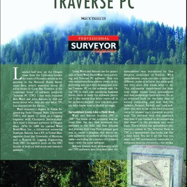 A Visit to Traverse PC