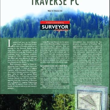 A Visit to Traverse PC