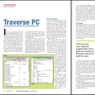 Review: Traverse PC 2014