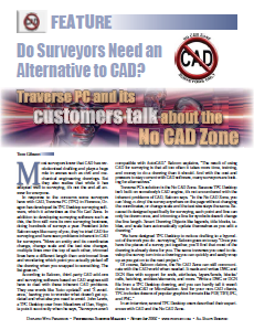 No CAD Zone