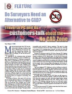 No CAD Zone