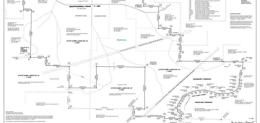 Daniel L. Barry Land Surveyor LLC – ALTA/ACSM Land Title Survey