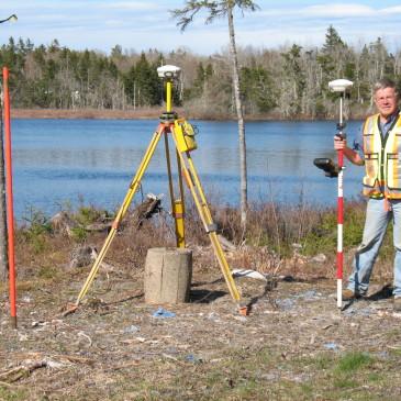 """EJ """"Ted"""" Webber – Nova Scotia Land Surveyor"""