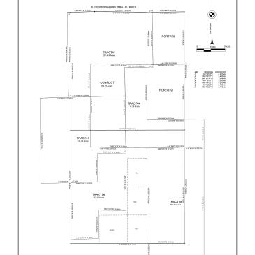 Jack M Kesler RLS & USMS – Microsoft Surface Tablet Map in Chains