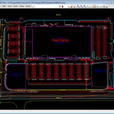 TPC Desktop 2016 CAD View
