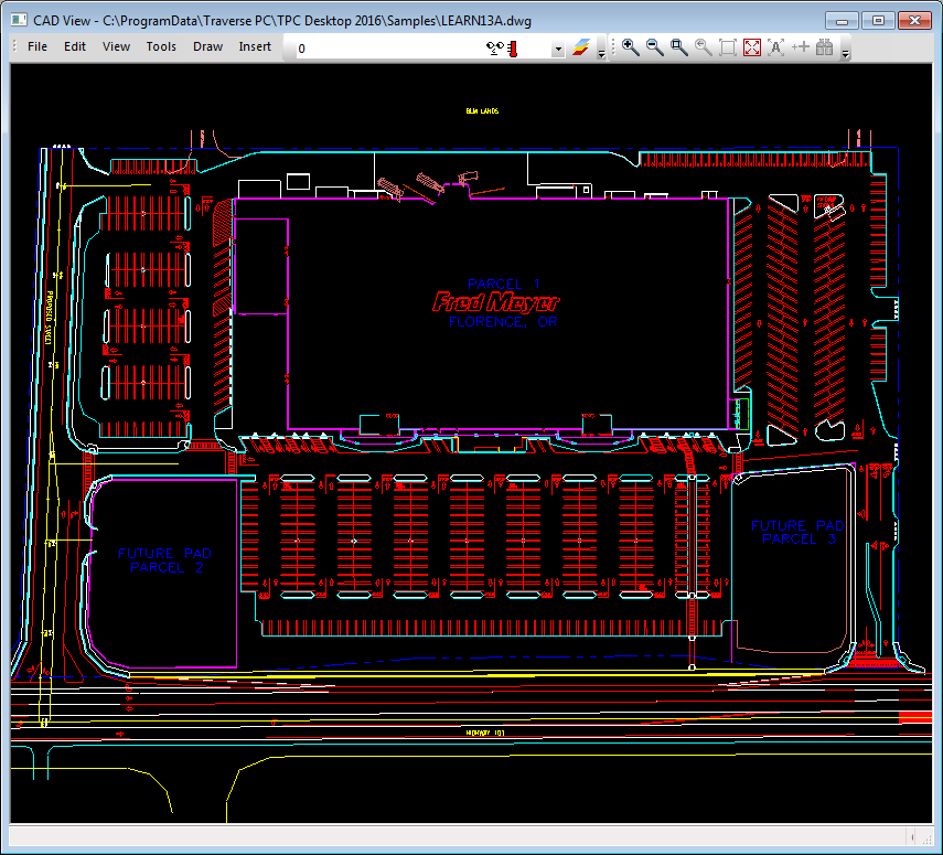 CAD View