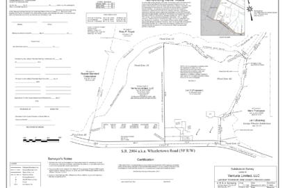 Allen Yard, PLS – A. R. E. A. Surveying, First Place Plat