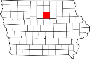 Franklin County Engineer, Iowa