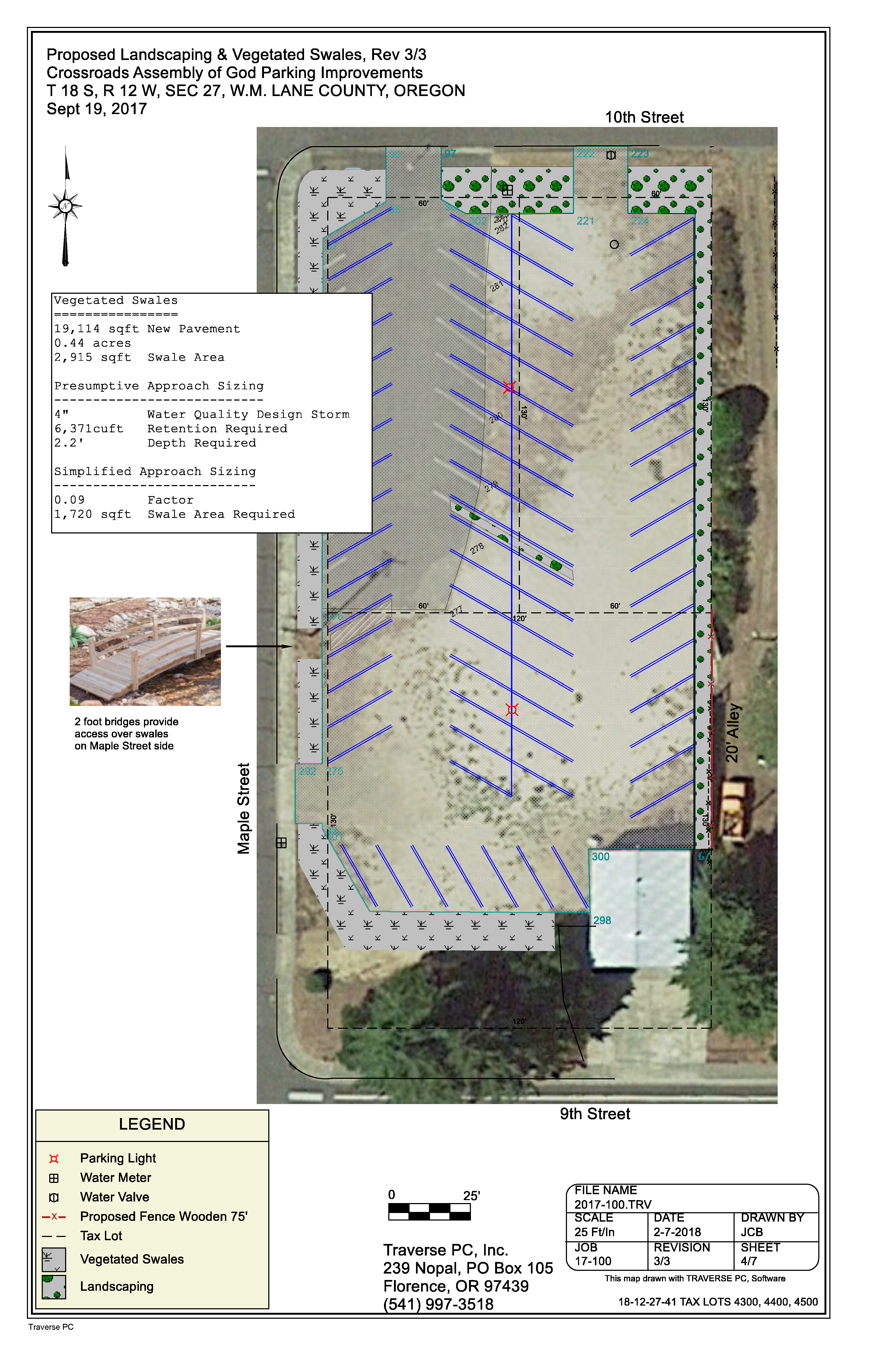 Landscape mapping and planning