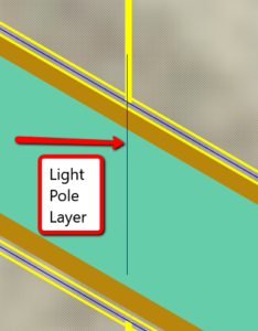 Light Pole Layer Only